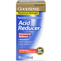 Good Sense Acid Reducer Ranitidine Tablets 150 mg 50 ea [301130852713]