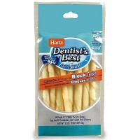 Hartz Dentist's Best Rawhide Twists With DentaShield 8 ea [032700010027]