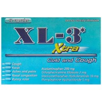 Xtra Cold & Cough Capsules 12 ea [645981000252]