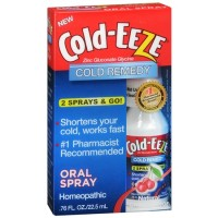 COLD-EEZE Oral Spray Natural Cherry 2.50 oz [091108104806]