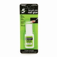 5 Second Brush On Nail Glue 6 g [039013125042]