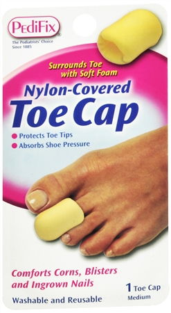 PediFix Nylon-Covered Toe Cap Medium 1 Each [092437813421]
