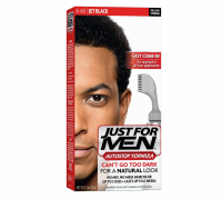 JUST FOR MEN AutoStop Foolproof Haircolor, Jet Black A-60 1 ea [011509043207]