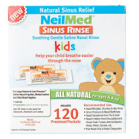 NeilMed Sinus Rinse Pediatric Packets 100 Each [705928002043]