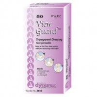Dynarex View Guard Transparent Dressing 4