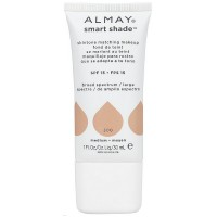 Almay Smart Shade Skin Tone Matching Makeup, Medium [300] 1 oz [309975603033]