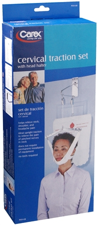 Carex Cervical Traction Set P551-C0 1 Each [023601465504]