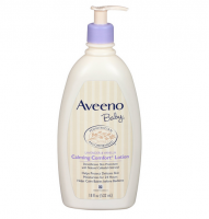 AVEENO Baby Calming Comfort Lotion, Lavender and Vanilla,  18 oz [381371162628]