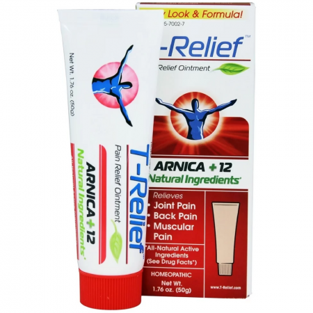 T-Relief Pain Relief Ointment 1.76 oz [787647101771]