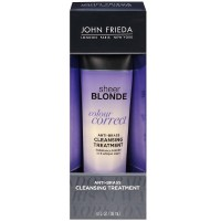 John Frieda  Sheer Blonde Colour Correct Anti-Brass Treatment 4 oz [717226201233]