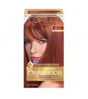 L'Oreal Superior Preference, 6R Light Auburn, Warmer 1 ea [071249253120]