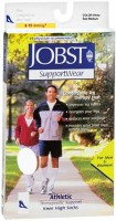 JOBST SupportWear Socks Athletic Knee High 8-15mmHg Medium 1 Pair [035664104504]