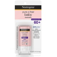 Neutrogena Pure & Free Baby Sunscreen Stick SPF 60+ 0.47 oz [086800860037]