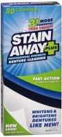 Stain Away Plus Denture Cleanser 8.10 oz [083272981024]