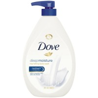 Dove Body Wash with Pump Deep Moisture 34 oz [011111396487]