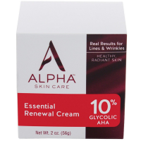 Alpha Hydrox Essential Renewal Cream 10% Glycolic AHA 2 oz [735379415017]