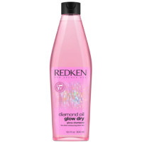 Redken Diamond Oil Glow Dry Gloss Shampoo 10.1 oz [884486313720]