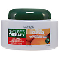 L'Oreal Natures Therapy Mega Curves Deep Conditioning Creme 8 oz [884486161789]