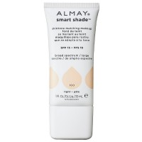 Almay Smart Shade Skin Tone Matching Makeup, Light [100] 1 oz [309975603019]