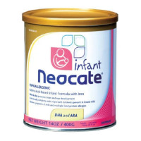 Infant Formula Neocate DHA & ARA, 14.1 oz can (Case of 4) [749735125953]