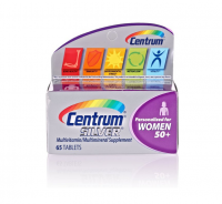 Centrum Silver Women 50+ Multivitamin Tablets 65 ea [300054756640]
