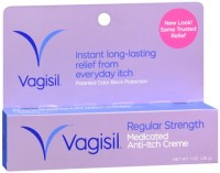 Vagisil Anti-Itch Creme Original Strength 1 oz [011509003676]