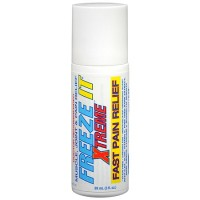 Freeze It Xtreme Pain Relief Roll-On 3 oz [856569002081]
