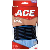 ACE Deluxe Back Stabilizer, Dual Straps, Large/Extra Large  1 ea [051131204263]