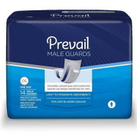 Prevail Male Guards 14 Each [090891800001]