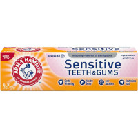 ARM & HAMMER Sensitive Teeth & Gums Toothpaste 4.5 oz [033200180869]