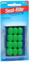 Flents Kid's Silicone Ear Plugs #265 6 Pairs [023185002652]