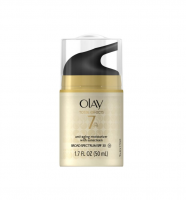 OLAY Total Effects 7 In One Anti-Aging Moisturizer With Sunscreen, SPF 30, 1.7 oz [075609191466]