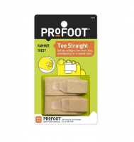 ProFoot Toe Straight Hammertoe Wrap 1 pair [080376015747]