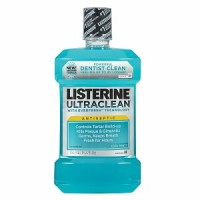 Listerine Ultraclean Antiseptic Cool Mint 1500 mL [312547422666]
