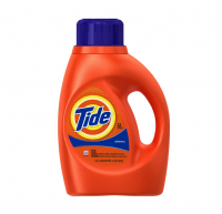 Tide Liquid Laundry Detergent, Original 32 Loads 50 oz [037000138785]