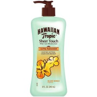 Hawaiian Tropic Sheer Touch After Sun Moisturizer, Island Mango 8 oz [075486090371]