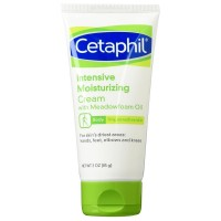 Cetaphil Intensive Moisturizing Cream with Meadowfoam Oil 3 oz [302993915331]