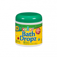 Crayola Color Bath Dropz 60 ea [692237034028]