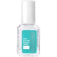 Essie here to stay base coat, here to stay, 0.46  oz [095008028965]