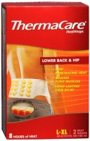 ThermaCare Heatwraps Large-XL Back & Hip 2 Each [305733010037]