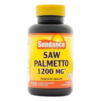 Sundance Vitamins  Saw Palmetto 1200 mg 100 ea [840093102638]