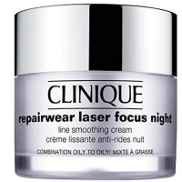Clinique Repairwear Laser Focus Night Line Smoothing Cream 1.7 oz [020714777845]