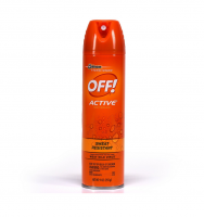 OFF! Active Insect Repellant 9 oz [046500229374]