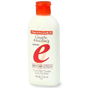 Fruit of the Earth Vitamin E Lotion 4 oz [071661049721]