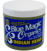 Blue Magic  Indian Hemp,  12 oz [075610167108]