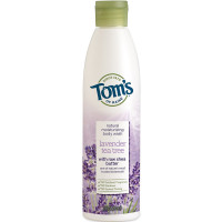 Tom's of Maine Natural Moisturizing Body Wash Soap With Raw Shea Butter, Lavender Tea Tree 12 oz [077326450864]