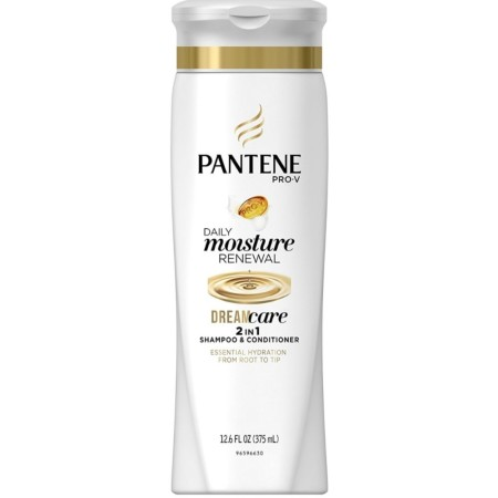 Pantene Pro-V Daily Moisture Renewal 2-in-1 Shampoo + Conditioner 12.6 oz [080878171248]