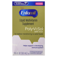 Enfamil Poly-Vi-Sol Multivitamin Supplement Drops with Iron 50 mL [300870405012]