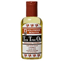 Hollywood Beauty Tea Tree Oil Skin & Scalp Treatment, 2 oz [045836005904]