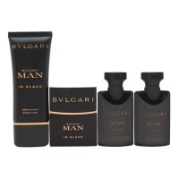 Bvlgari Man Black Cologne 4 Piece 1 ea [783320805110]